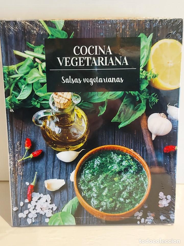 Libros: COCINA VEGETARIANA / NÚMEROS 10 AL 15 / TODOS PRECINTADOS / OCASIÓN !! - Foto 3 - 236506005