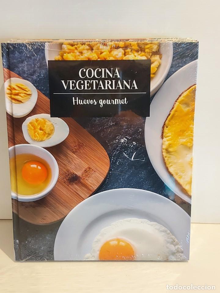 Libros: COCINA VEGETARIANA / NÚMEROS 10 AL 15 / TODOS PRECINTADOS / OCASIÓN !! - Foto 4 - 236506005
