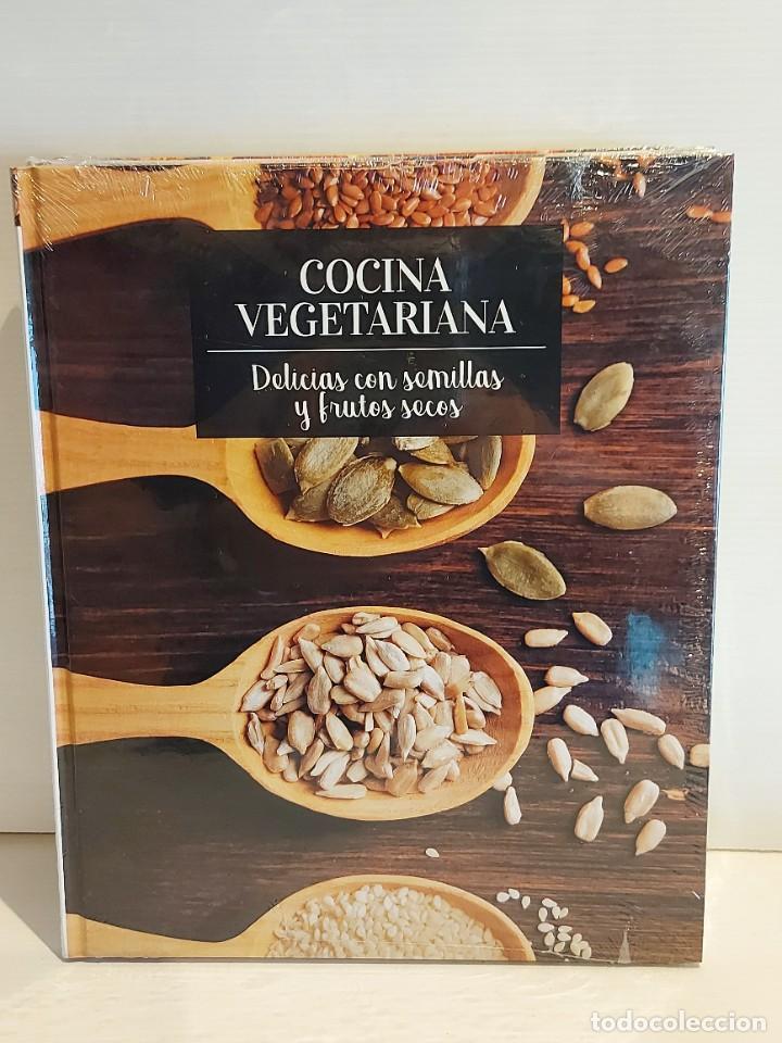 Libros: COCINA VEGETARIANA / NÚMEROS 10 AL 15 / TODOS PRECINTADOS / OCASIÓN !! - Foto 5 - 236506005