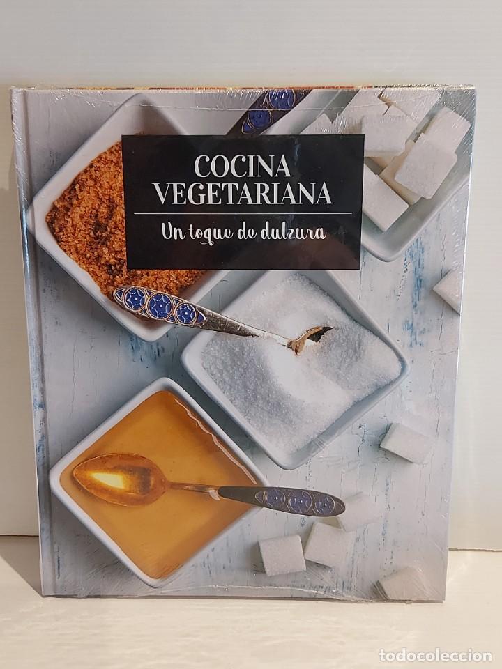 Libros: COCINA VEGETARIANA / NÚMEROS 10 AL 15 / TODOS PRECINTADOS / OCASIÓN !! - Foto 6 - 236506005