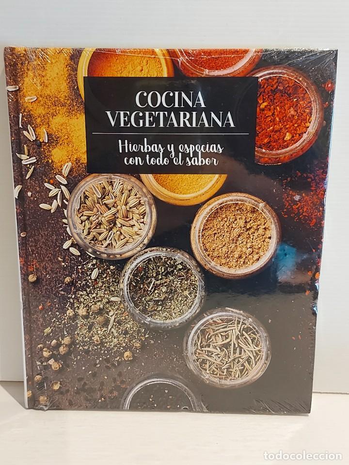 Libros: COCINA VEGETARIANA / NÚMEROS 10 AL 15 / TODOS PRECINTADOS / OCASIÓN !! - Foto 7 - 236506005