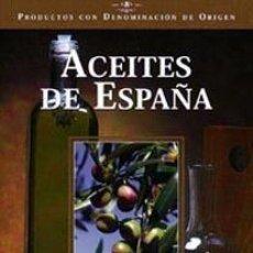 Libros: ACEITES DE ESPAÑA. Lote 237372975