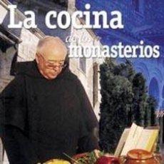 Libros: COCINA DE LOS MONASTERIOS. Lote 237377100