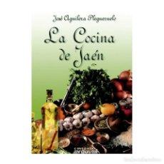 Libros: LA COCINA DE JAÉN.. Lote 237538625