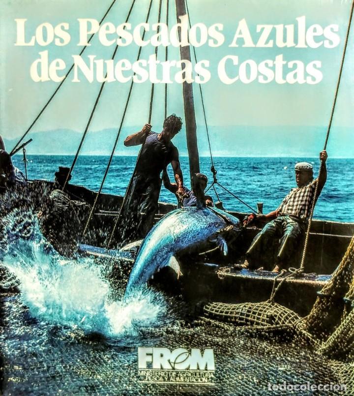LOS PECES AZULES DE NUESTRAS COSTAS. FROM (Libros Nuevos - Ocio - Cocina y Gastronomía)