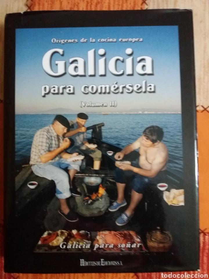 GALICIA PARA COMERSELA (Libros Nuevos - Ocio - Cocina y Gastronomía)