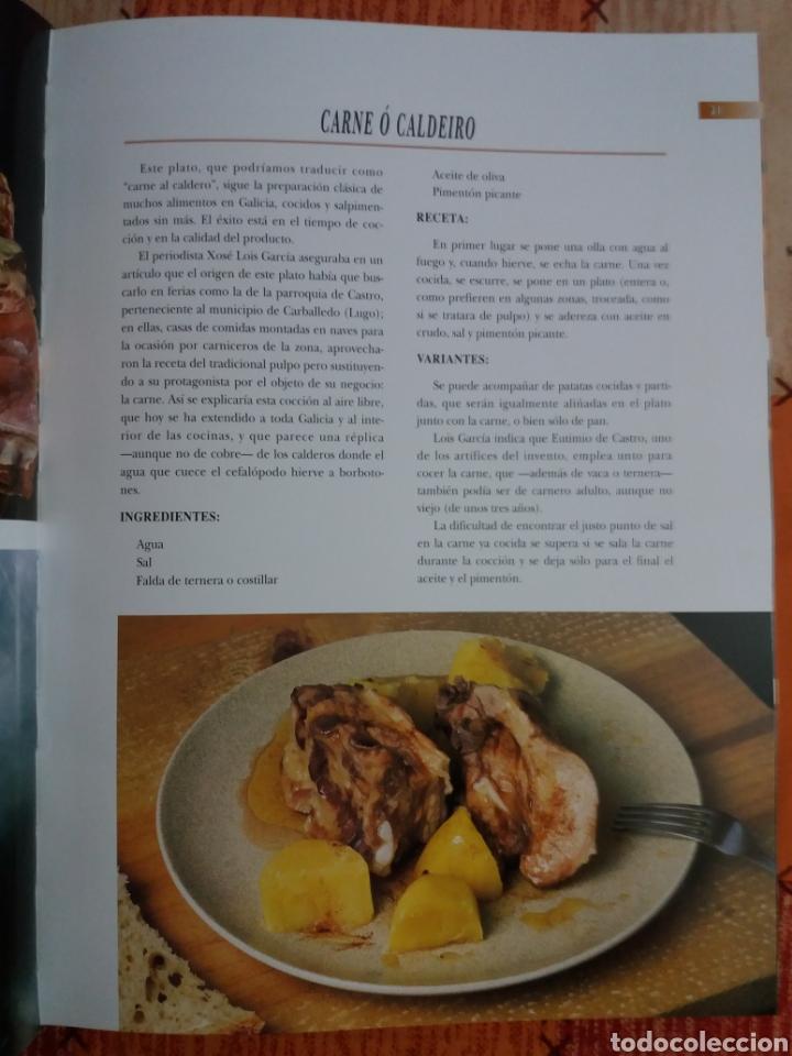 Libros: Galicia para comersela - Foto 3 - 240943380