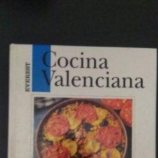 Libros: COCINA VALENCIANA. Lote 243131725