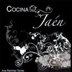 Libros: COCINA DE JAÉN (EL OLIVO). ANA RAMÍREZ TORRES, CARMEN RUEDA FLORIDO. Lote 244581200