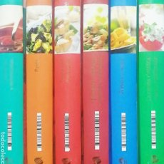 Libros: COLECCIÓN MINIBIBLIOTECA DE COCINA. 6 LIBROS. Lote 254233230