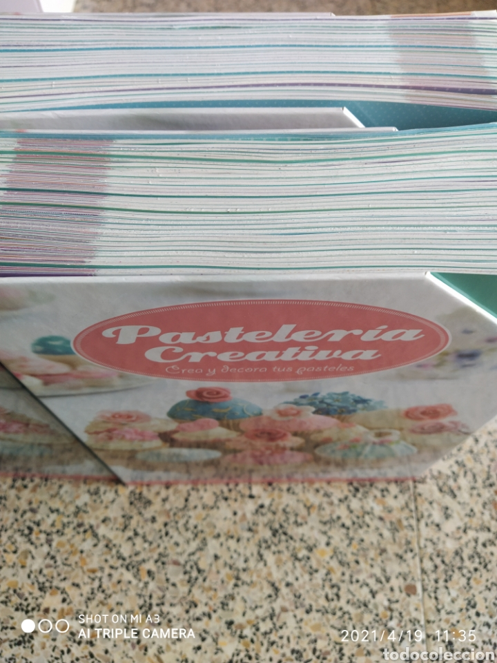 Libros: Pastelería creativa en fascículos paso a paso - Foto 3 - 255941810