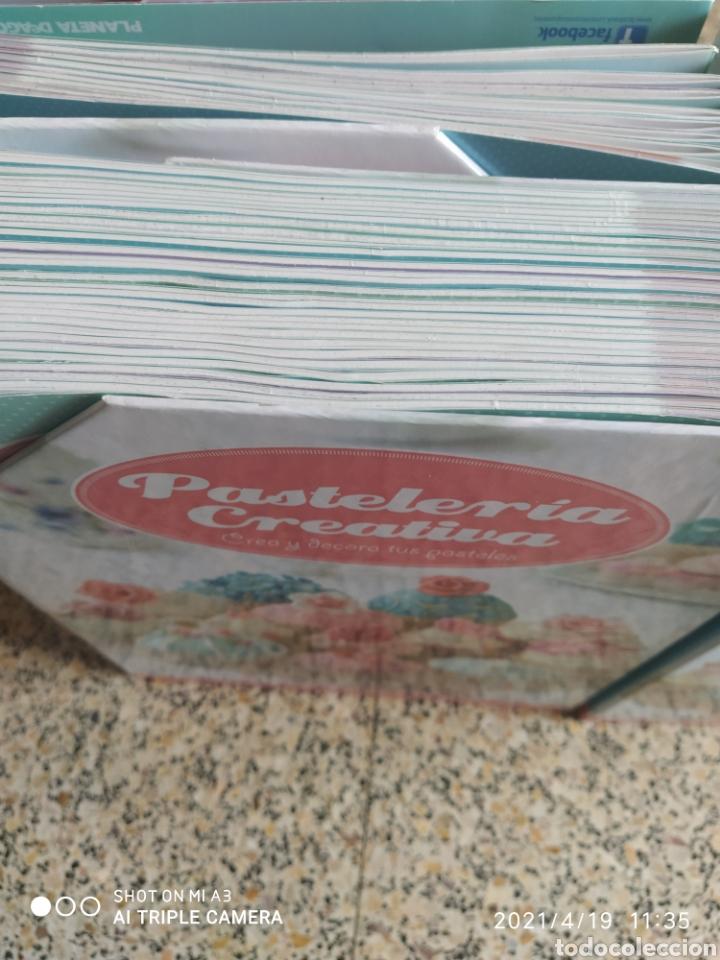 Libros: Pastelería creativa en fascículos paso a paso - Foto 4 - 255941810