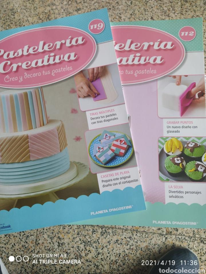 Libros: Pastelería creativa en fascículos paso a paso - Foto 5 - 255941810