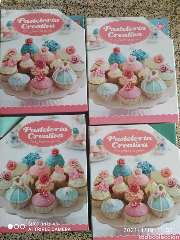 PASTELERÍA CREATIVA EN FASCÍCULOS PASO A PASO (Libros Nuevos - Ocio - Cocina y Gastronomía)