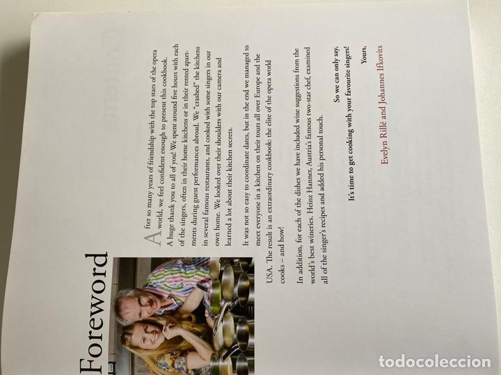 Libros: The Opera cooks. World stars at the stove.Ver fotos (3,97 enviro certificado) - Foto 3 - 259902340