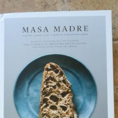 Libros: MASA MADRE CASPER ANDRÉ LUGG | MARTIN IVAR HVEEM FJELD. Lote 272152133