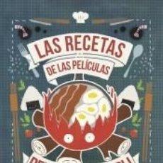 Livres: LAS RECETAS DE LAS PELÍCULAS DEL STUDIO GHIBLI. Lote 272195818