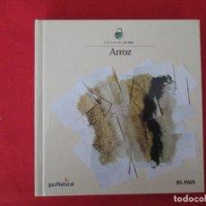 Libros: COCINA DEL PAIS ARROZ. Lote 273076233