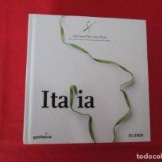 Libros: COCINA PAIS POR PAIS ITALIA. Lote 273076518