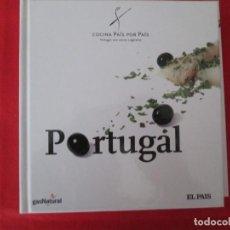 Libros: COCINA PAIS POR PAIS PORTUGAL. Lote 273079403