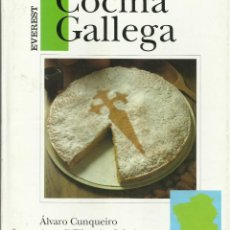 Libros: COCINA GALLEGA / ÁLVARO CUNQUEIRO, ARACELI FILGUEIRA.. Lote 276823218