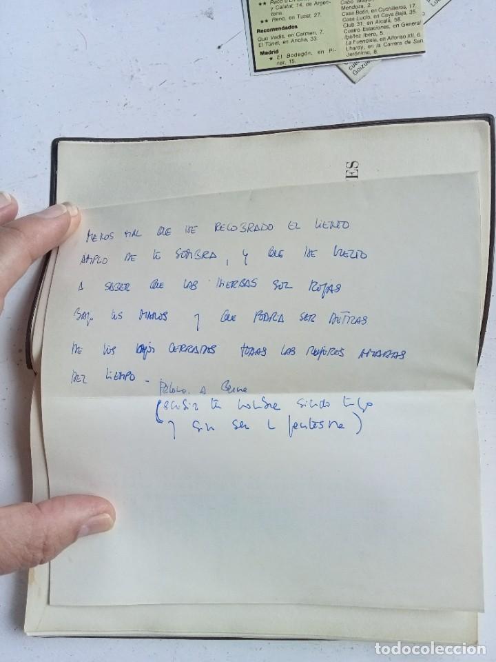 Libros: Madrid gastronómico, Cofradía de la buena mesa 1974 - Foto 6 - 287185258