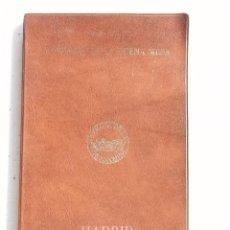 Libros: MADRID GASTRONÓMICO, COFRADÍA DE LA BUENA MESA 1974. Lote 287185258