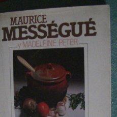 Libros: MI HERBARIO DE COCINA. MAURICE MESSÉGUÉ Y MADELEINE PETER. PLAZA & JANES, 1983. Lote 287876448