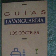 Libros: GUÍA PRÁCTICA DE LOS CÓCTELES JACKSON, MICHAEL EDITORIAL: LA VANGUARDIA, 1989. Lote 287876883