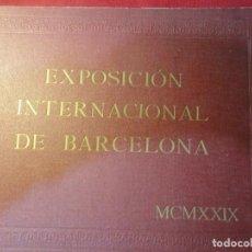 Libros: FERIA INTERNACIONAL DE BARCELONA. Lote 63702295