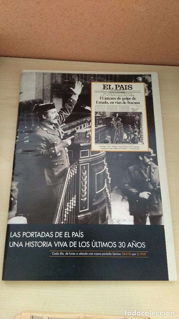 30 PORTADAS EL PAIS-DEL 1976 AL 2006 (Libros Nuevos - Humanidades - Comunicación)