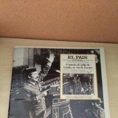 Libros: 30 PORTADAS EL PAIS-DEL 1976 AL 2006. Lote 71761723