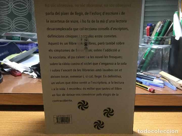 Libros: EVA PIQUER, NO SÓC OBSESSIVA, DÉRIES, PLAERS I ADDICCIONS D'UNA LECTORA DESCOMPLEXADA. - Foto 2 - 90788835