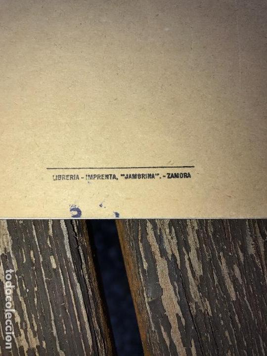 Libros: Zamora,Reglamento municipal de pastos y rastrojales - Foto 2 - 91876600
