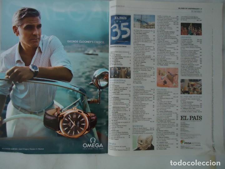 Libros: LIBRO. EL PAÍS AÑO 35, CONSTRUYENDO EL FUTURO. 196, PAGINAS.EDITADO EL 30 DE JUNIO 2011. - Foto 2 - 130740844