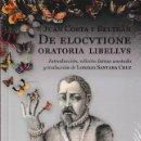Libros: DE ELOCUTIONE ORATORIA LIBELLUS (COSTA Y BELTRÁN, J.) I.F.C. 2018. Lote 139593078