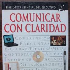 Libros: COMUNICAR CON CLARIDAD. ROBERT HELLER.. Lote 141502910