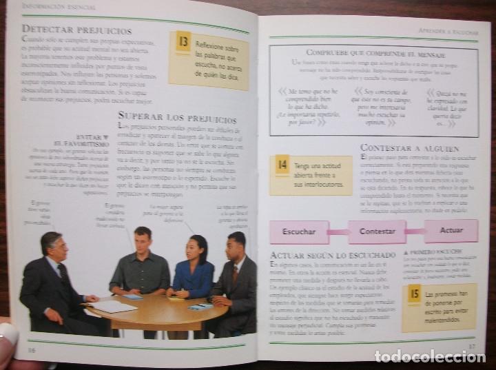 Libros: COMUNICAR CON CLARIDAD. ROBERT HELLER. - Foto 3 - 141502910
