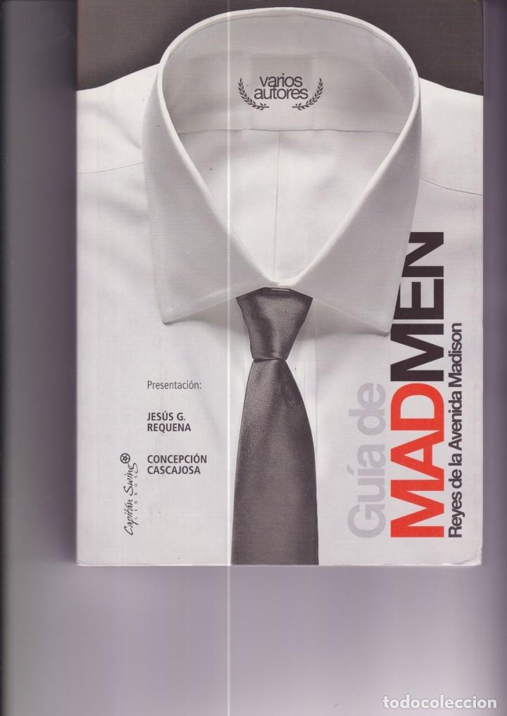 GUÍA DE MADMEN. REYES DE LA AVENIDA MADISON (Libros Nuevos - Humanidades - Comunicación)