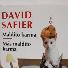 Libros: MALDITO KARMA Y MÁS MALDITO KARMA. Lote 205190865