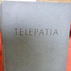 Libros: EILEEN J. GARRET.TELEPATIA(EN BUSCA DE UNA FACULTAD PERDIDA).. Lote 243342355