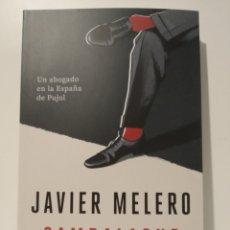 Libros: CAMBALACHE UN ABOGADO EN LA ESPAÑA DE PUJOL JAVIER MELERO. NOVEDAD. Lote 257316855