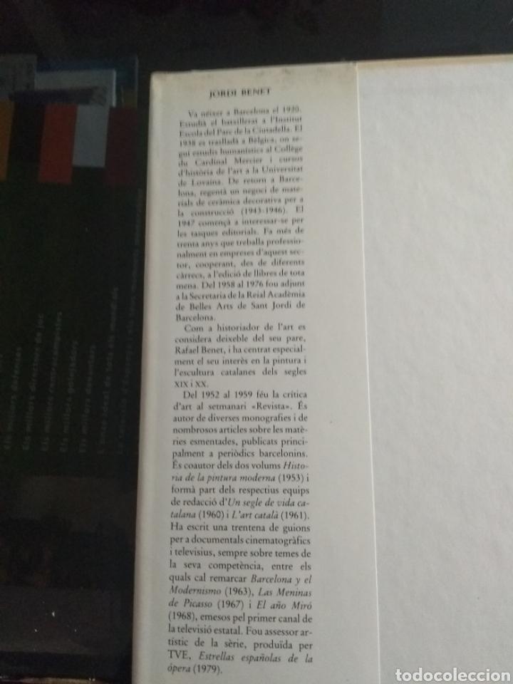 Libros: Libro CASADEMONT Jordi Benet - Foto 3 - 270902243