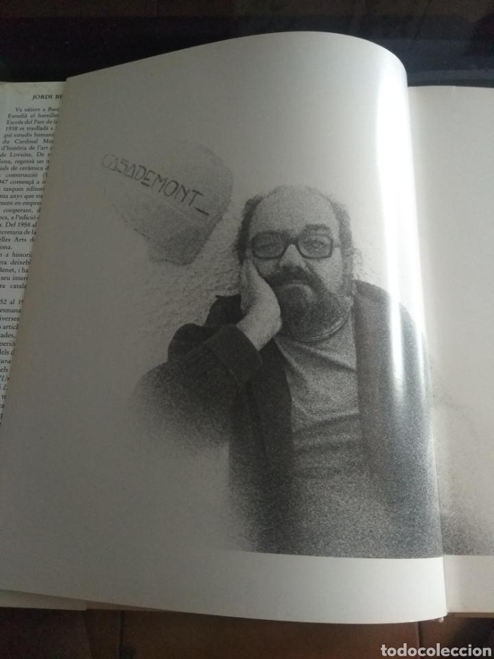 Libros: Libro CASADEMONT Jordi Benet - Foto 4 - 270902243