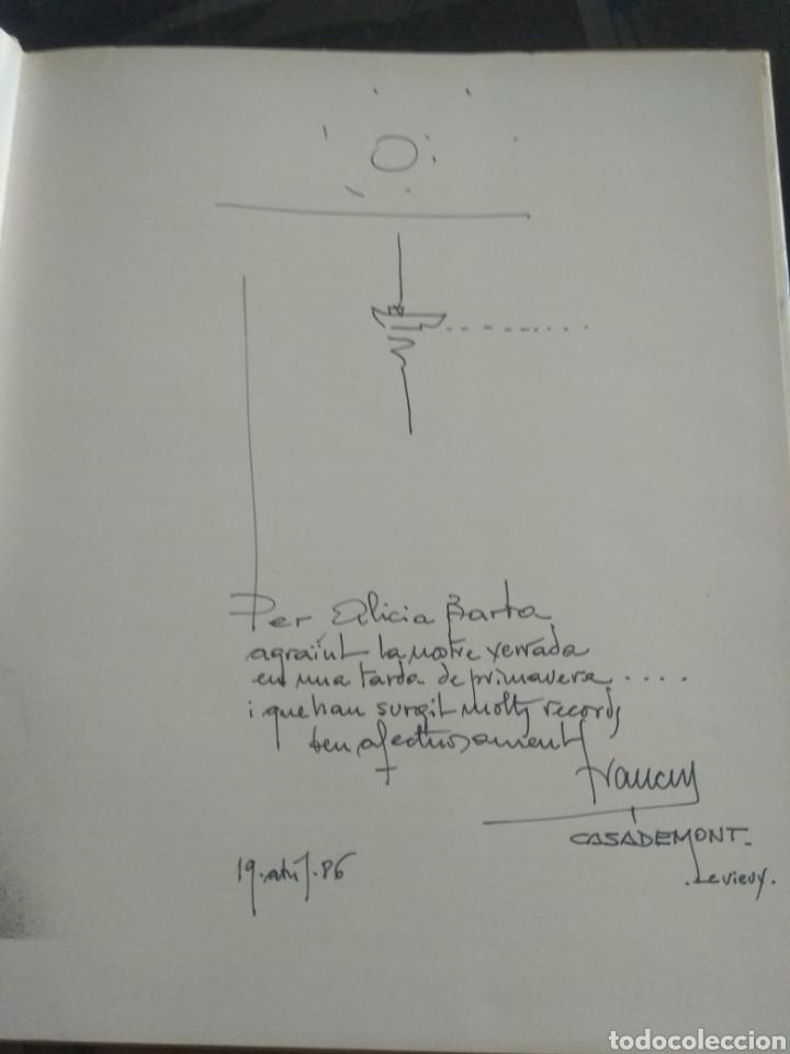 Libros: Libro CASADEMONT Jordi Benet - Foto 5 - 270902243