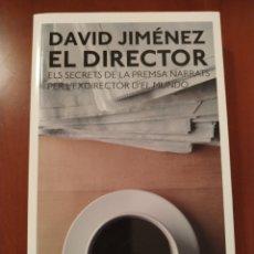 Libros: EL DIRECTOR. Lote 277536773