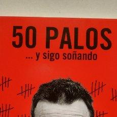 Libros: 50 PALOS DE PAU DONÉS. Lote 278432578