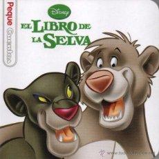 Libros: EL LIBRO DE LA SELVA - PEQUECUENTOS DISNEY- PLANETA, 2013 (NUEVO). Lote 48938978