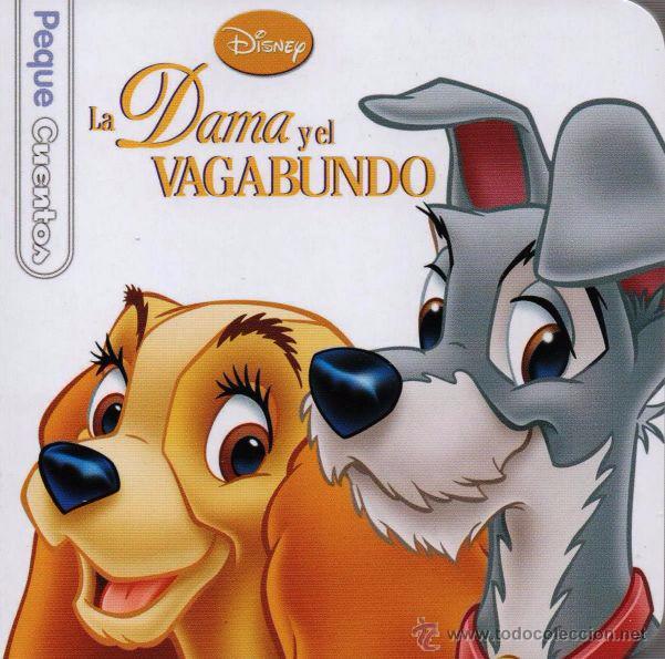 LA DAMA Y EL VAGABUNDO - PEQUECUENTOS DISNEY- PLANETA, 2013 (NUEVO) (Libros Nuevos - Literatura Infantil y Juvenil - Cuentos infantiles)
