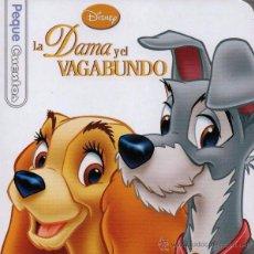 Libros: LA DAMA Y EL VAGABUNDO - PEQUECUENTOS DISNEY- PLANETA, 2013 (NUEVO). Lote 178841373